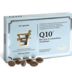 PHARMA NORD Q10 Anti-Oxydant 30mg - 60 Capsules