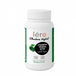 LERO CHARBON VEGETAL - 45 Gélules