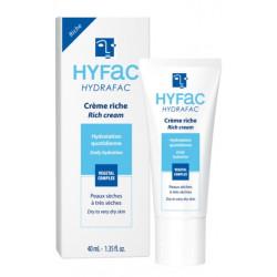 Hyfac Hydrafac Crème Riche 40 ml