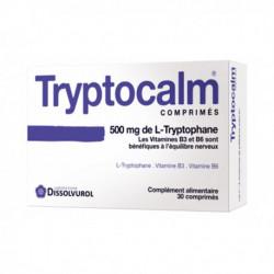 DISSOLVUROL TRYPTOCALM 500 mg - 30 Comprimés