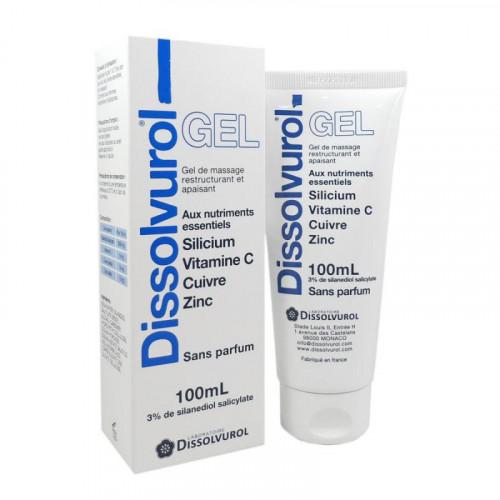 DISSOLVUROL GEL AU SILICIUM - 100 ml