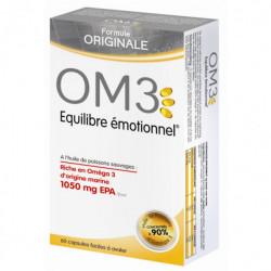 OM3 Equilibre émotionnel - 60 Capsules