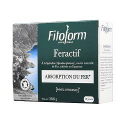 FITOFORM FERACTIF BLISTER - 60 Comprimés