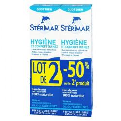 STÉRIMAR HYGIÈNE DU NEZ LOT 2 - 100 ml