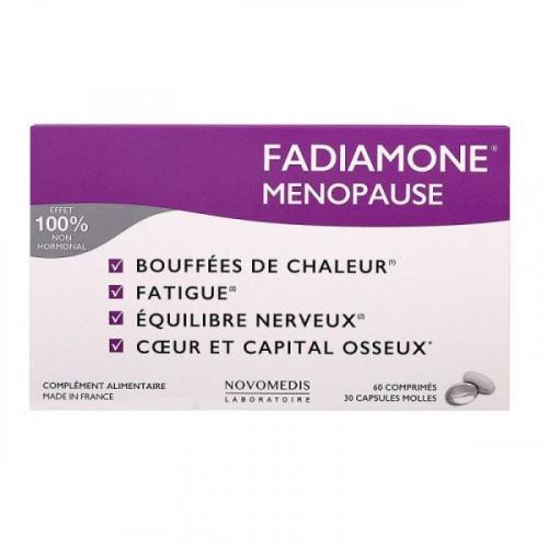 FADIAMONE MENOPAUSE CPR 60+CAPS 30