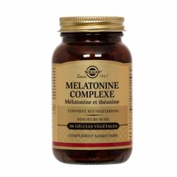 SOLGAR MELATONINE COMPLEXE GEL30