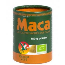 FLAMANT VERT MACA BIO POUDRE - 150 g
