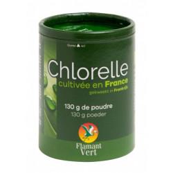 FLAMANT VERT CHLORELLE POUDRE - 130 g