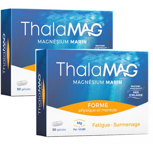 THALAMAG FORME Physique & Mentale - Lot de 2x60 Gélules