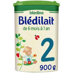 BLÉNDINA DEUXIÈME ÂGE DE 6 MOIS À 1 AN - 900 g