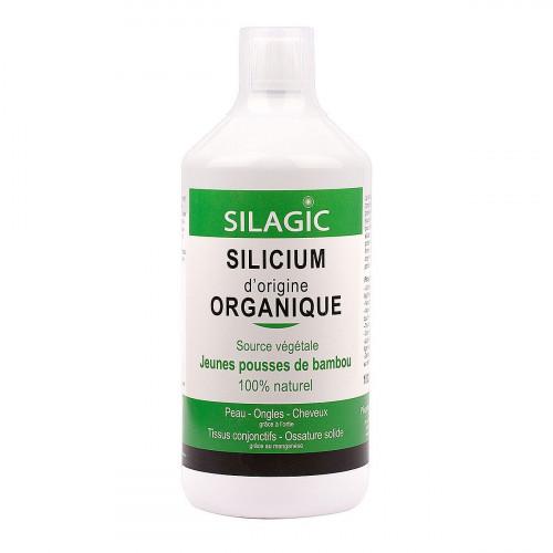 SILAGIC SILICIUM SOURCE VÉGÉTALE - 1L