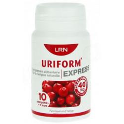 URIFORM EXPRESS - 10 Comprimés