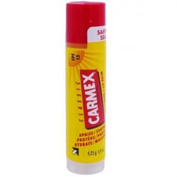 Carmex Baume à lèvres Classic SPF 15 Stick Original 4,8 gr