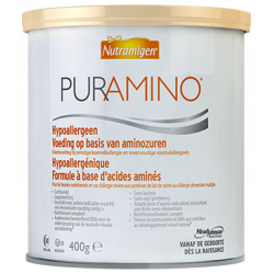 NUTRAMIGEN PURAMINO POUDRE DÈS LA NAISSANCE - 400 g