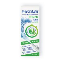 PHYSIOMER RHUME TRIPLE ACTION SPRAY NASAL - 20 ml