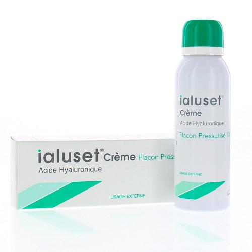 IALUSET CRÈME FLACON PRESSURISE - 100 g