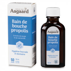 AAGAARD BAIN BOUCHE - 50 ml