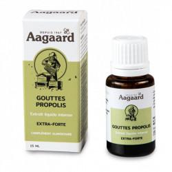 AAGAARD GOUTTES PROPOLIS - 15 ml