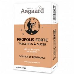 AAGAARD PROPOLIS FORTE - 50 Tablettes