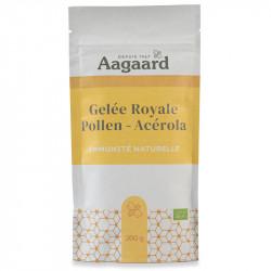 AAGAARD GELEE ROYALE + POLLEN + ACEROLA + LUCUMA - 200 g