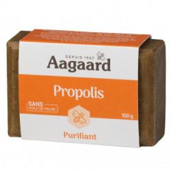 AAGAARD SAVON DE LA RUCHE PROPOLIS - 100 g