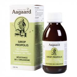 AAGAARD SIROP PROPOLIS - 150 - ml