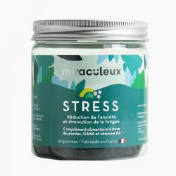 LES MIRACULEUX GUMMIES STRESS ANTI-STRESS ET ANXIÉTÉ - 1 Pot 42