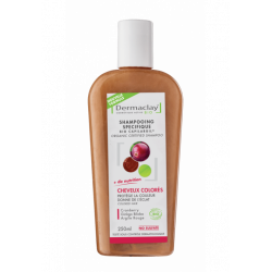 DERMACLAY SHAMPOOING BIO CHEVEUX COLORES - 250 ml