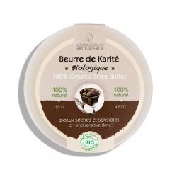 LABORATOIRE DU HAUT-SEGALA BEURRE DE KARITE BIO 120 ml