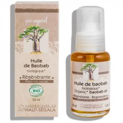 LABORATOIRE DU HAUT-SEGALA HUILE DE Baobab BIO 50 ml