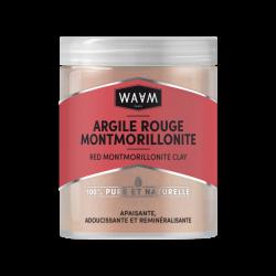 WAAM ARGILE ROUGE MONTMORILLONITE - 150 g