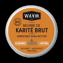 WAAM BEURRE DE KARITÉ BRUT - 100 ml