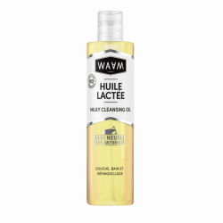 WAAM BASE HUILE NETTOYANTE LACTÉE - 200 ml