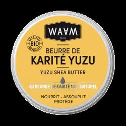 WAAM BEURRE DE KARITÉ YUZU - 100 ml