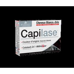 CAPILASE CHEVEUX BLANCS & GRIS - 30 Gélules