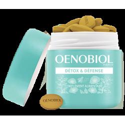 OENOBIOL DÉTOX & DÉFENSE - 60 Comprimés