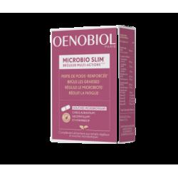 OENOBIOL MICROBIO SLIM - 60 Gélules