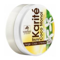 NATURADO BEURRE DE KARITÉ COCO MONOÏ - 150 g