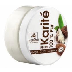 NATURADO BEURRE KARITÉ PUR - 150 ml