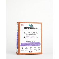 LES PETITS BIDONS LESSIVE POUDRE Brins De Lavande 850 Grammes
