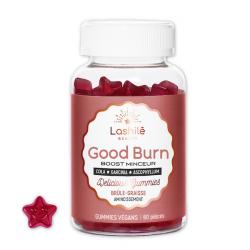 LASHILE GOOD BURN Brûle Graisse Amincissement - 60 Gommes