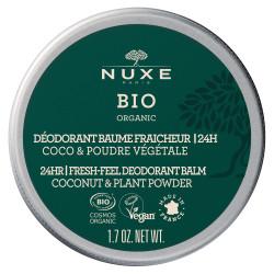 NUXE BIO ORGANIC Déodorant Baume Fraîcheur 24h - 50g