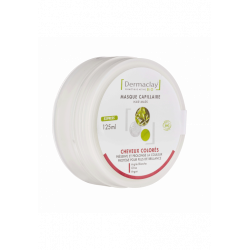DERMACLAY MASQUE CHEVEUX COLORES - 125 ml
