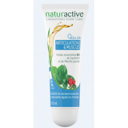 NATURACTIVE ROLL-ON Articulations & Muscles - 100 ml