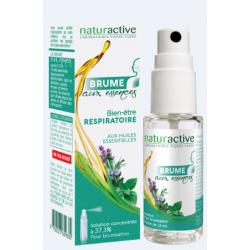 NATURACTIVE BRUME AUX ESSENCES Respiratoire 15 ml