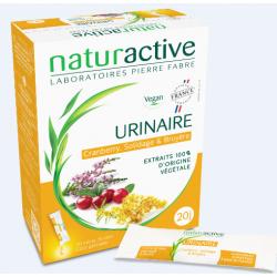 NATURACTIVE FLUIDE Urinaire - 20 Sticks