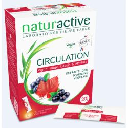 NATURACTIVE FLUIDE Circulation 20 Sticks