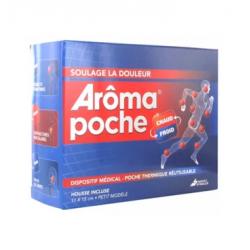 AROMA Poche Thermique - 11X15 Cm