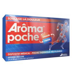AROMA Poche Thermique - 21X30 Cm