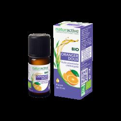NATURACTIVE HUILE ESSENTIELLE Oranger Doux BIO - 10 ml